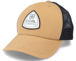 Sterling Light Brown/Black Trucker - Coal