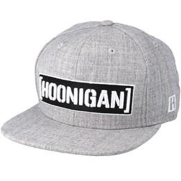 879cd78e2992c Letterman Black Snapback - Hoonigan caps - Hatstoreworld.com