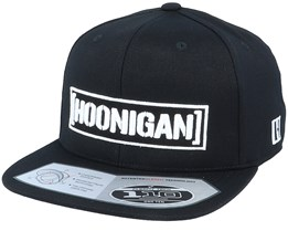 Cbar 110 Black Snapback - Hoonigan