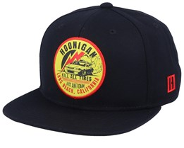 Stage Black Snapback - Hoonigan
