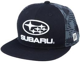 Subaru 199 Gymkhana Star Black Snapback - Hoonigan