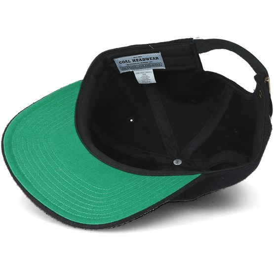 1d776877ff8 The Thomas Black Snapback - Coal caps - Hatstoreworld.com
