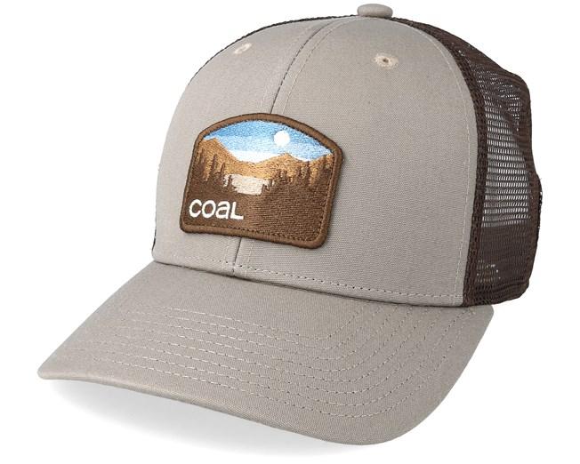 79ada8dcd Hauler Low Khaki Trucker - Coal caps - Hatstoreaustralia.com
