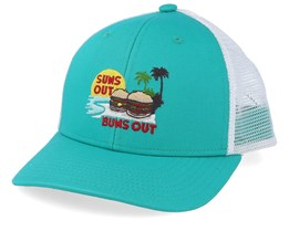 Tall Tales Mint Trucker - Coal