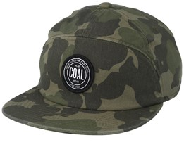 Will Camo Strapback - Coal