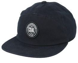 Will Black Strapback - Coal