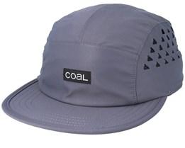 Provo Charcoal 5 panel - Coal