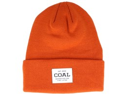 Uniform Burnt Orange Cuff - Coal