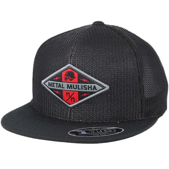 35a709c5cb329 Flow Mesh 110 Snapback - Metal Mulisha caps - Hatstoreworld.com