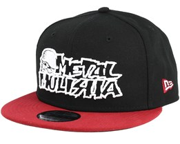 Sketch Black Snapback - Metal Mulisha