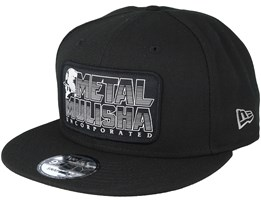 Stick Up Black Snapback - Metal Mulisha