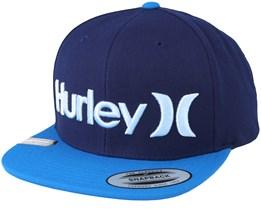 O&O Navy/Blue Flexfit - Hurley