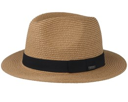 Aveloz Bottle Light Brown Fedora - Barts