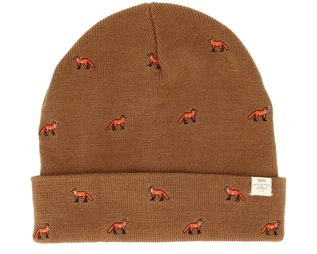 6ab111e3 Vinson Toffee Cuff - Barts beanies | Hatstore.co.uk