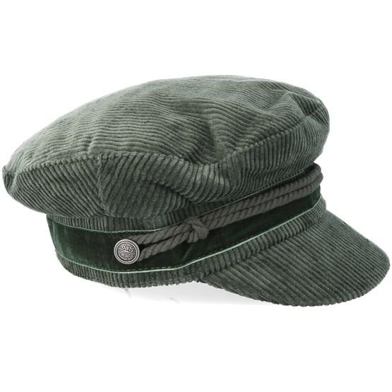 Odessa Army Flat Cap - Barts caps  6ea8aa41fed0