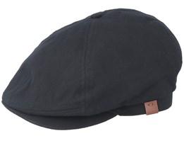 Jamaica Black Flat Cap - Barts