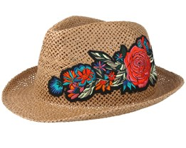 Oudon Natural Trilby - Barts