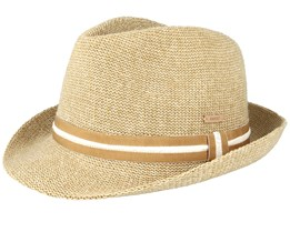 Woltz Natural Trilby - Barts
