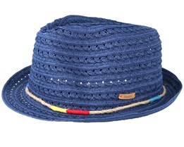 Kids Bartica Navy Trilby - Barts