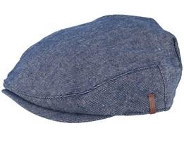 Chervil Blue Flat Cap - Barts