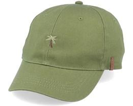 Posse Cap Green Adjustable - Barts