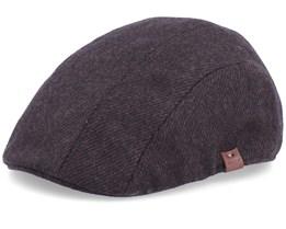 Dublin Brown Flat Cap - Barts