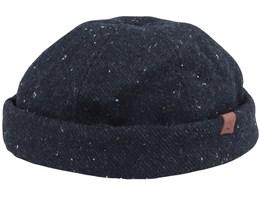 Mainz Charcoal Brimless Cap - Barts