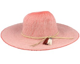 Alecan Paper Pink Sun Hat - Barts