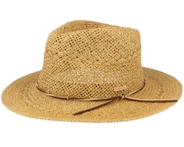 Arday Paper Light Brown Straw Hat - Barts