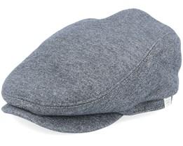 Bunga Cap Grey Flat Cap - Barts