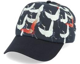 Cranebird Cap Black Adjustable - Barts