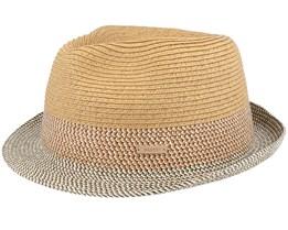 Patrol Hat Natural Trilby - Barts