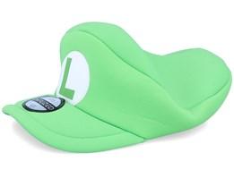 Luigi Hat Green Flexfit - Nintendo