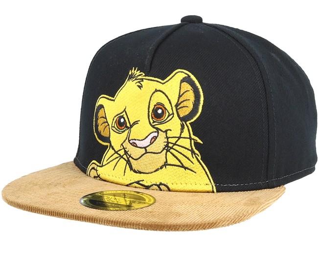 4b6314d18d1 Disney Lion King Black Brown Snapback - Bioworld caps - Hatstoreworld.com
