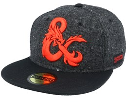 Dungeons & Dragons Ampersand Snapback - Difuzed