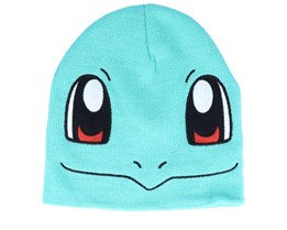 Pokémon Squirtle Teal Traditional Beanie - Bioworld
