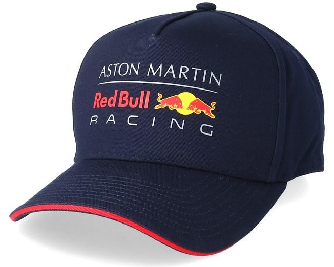 62c5c340049 Red Bull Racing Classic Navy Strapback - Red Bull - Start Kšiltovka -  Hatstore.cz
