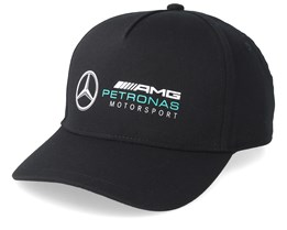 Kids Mercedes AMG Petronas Racer Black Adjustable - Formula One