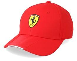 Scuderia Ferrari Scudetto Red/Red Carbon Adjustable - Formula One