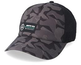 Mercedes AMG Petronas Logo Black Camo/Camo Adjustable - Formula One