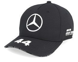 Kids Mercedes AMG Petronas Kids L.Hamilton Black Adjustable - Formula One