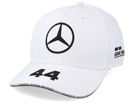 Kids Mercedes AMG Petronas L.Hamilton White Adjustable - Formula One