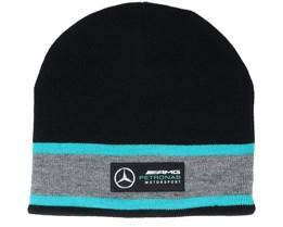 Mercedes Mapm Fw Beanie Black Beanie - Formula One