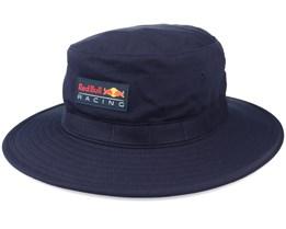 Rbr Fw Navy Sun Hat - Formula One