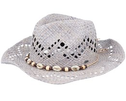 Ocean Side Hat Chateau Beige Straw Hat - O'Neill
