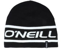 Reversible Logo Black Out/Grey Beanie - O'Neill