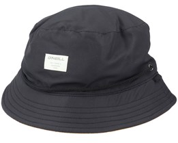 Bm Reversible Bucket Sup Hat Black Out - O'Neill