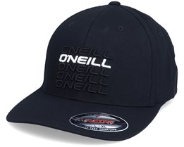 Baseball Cap Black Out Flexfit - O'Neill