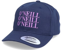 Kids California Soft Cap Ink Blue Adjustable - O'Neill