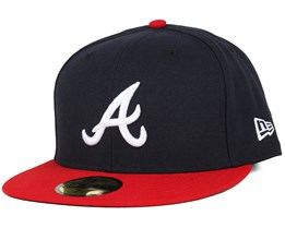 Atlanta Braves Authentic On-Field Home 59Fifty - New Era